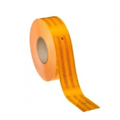 3M 983-71 Diamond Grade Reflexní pružná páska, žlutá, šíře 55 mm, metráž