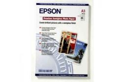 Epson Premium Semigloss Photo Paper, foto papír, pololesklý, bílý, Stylus Photo 1290, 2100, A3,