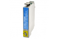 Epson T1812 XL azúrová (cyan) kompatibilná cartridge