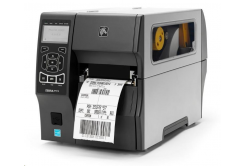 Zebra ZT410 ZT41043-T2E0000Z tlačiareň etikiet, 12 dots/mm (300 dpi), řezačka, RTC, display, EPL, ZPL, ZPLII, USB, RS232, BT, Ethernet