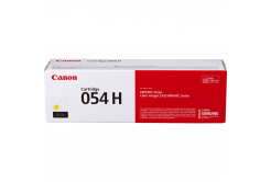 Canon CRG-054H žltý (yellow) originálny toner