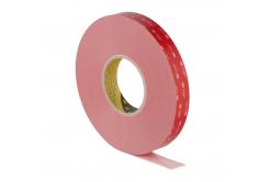 3M VHB LSE-060WF Oboustranně silně lepicí páska na LSE plasty, tl. 0,6 mm, 19 mm x 3 m