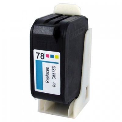 HP 78 C6578A farebná (color) kompatibilna cartridge