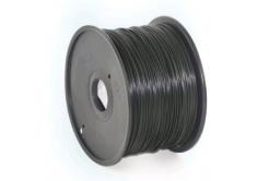 Gembird 3DP-ABS1.75-01-BK tlačová struna (filament) ABS, 1,75mm, 1kg, čierna