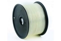 Gembird 3DP-ABS1.75-01-TR tlačová struna (filament) ABS, 1,75mm, 1kg, transparent