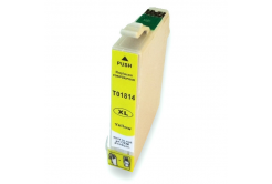 Epson T1814 XL žltá (yellow) kompatibilná cartridge