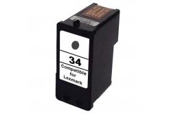 Lexmark 34XL 18C0034E čierna (black) kompatibilná cartridge