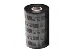 Zebra 02100BK06409 ZipShip 2100, thermal transfer ribbon, wax, 64mm