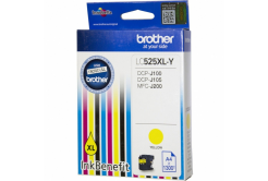 Brother LC-525XLY žltá (yellow) originálna cartridge