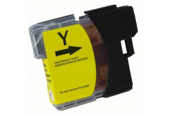 Brother LC-525XL žltá (yellow) kompatibilná cartridge