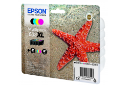 Epson originálna cartridge C13T03A64010, CMYK, 1x8.9ml + 3x4ml, Epson Expression Home XP-2100, 2105, 3100, 3105 WF-2310