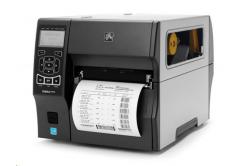 Zebra ZT420 ZT42063-T2E0000Z tlačiareň etikiet, 12 dots/mm (300 dpi), řezačka, RTC, display, EPL, ZPL, ZPLII, USB, RS232, BT, Ethernet