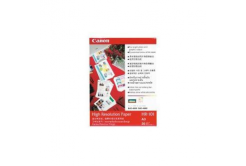 Canon High Resolution Paper, foto papír, speciálně vyhlazený, bílý, A3, 106 g/m2, 20 ks, HR-1