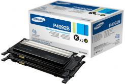 HP SU391A / Samsung CLT-P4092B dual pack čierný (black) originálny toner