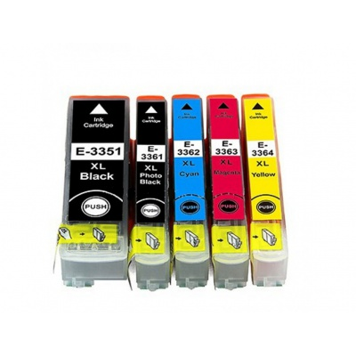 Epson T3357 multipack kompatibilna cartridge
