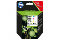 HP 950XL + HP 951XL C2P43AE multipack originálna cartridge