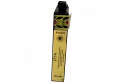 Epson T2714 žltá (yellow) kompatibilná cartridge