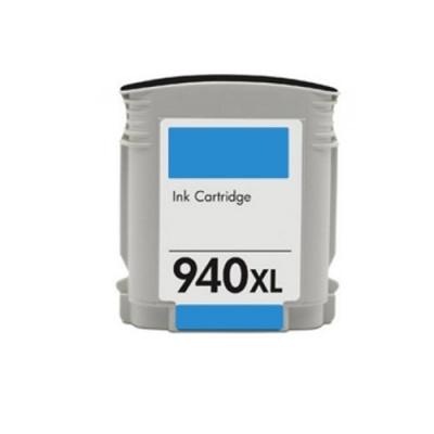 HP 940XL C4907A azúrová (cyan) kompatibilna cartridge