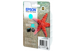 Epson originálna cartridge C13T03A24010, cyan, 4.0ml, Epson Expression Home XP-2100, 2105, 3100, 3105 WF-2310