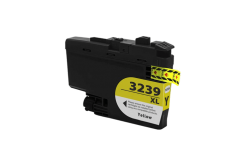 Brother LC-3239XL žltá (yellow) kompatibilna cartridge