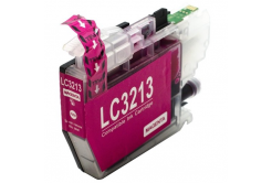 Brother LC-3213 purpurová (magenta) kompatibilna cartridge
