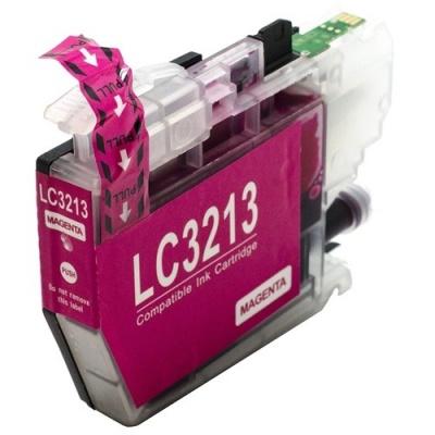 Brother LC-3213 purpurová (magenta) kompatibilna cartridge