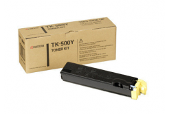 Kyocera Mita TK-500Y žltý (yellow) originálny toner