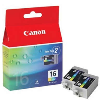 Canon BCI-16C, 9818A020, 9818A002 barevná (color) originálna cartridge