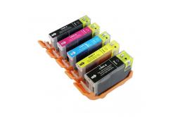Canon CLI-8 Bk, C,M,Y + PGI-5Bk multipack kompatibilná cartridge