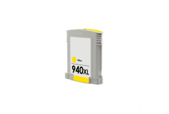 HP č.940XL C4909A žltá (yellow) kompatibilna cartridge