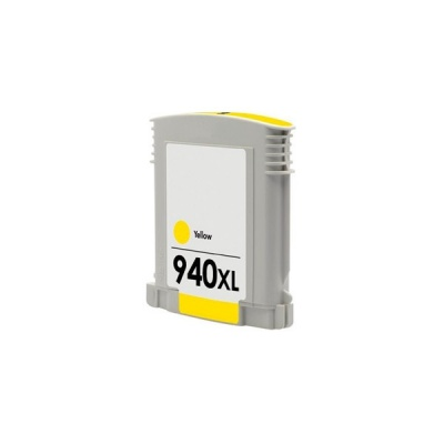 HP 940XL C4909A žltá (yellow) kompatibilna cartridge