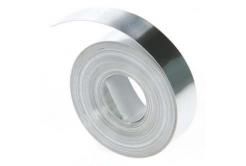 Dymo 31000, S0720160, 12mm x 4,9m, hliníková bez lepidla, originálna páska