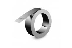 Dymo 32500, S0720170, 12mm x 6,4m, ocelová, kompatibilní nelepicí páska