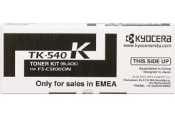 Kyocera Mita TK-540K čierný (black) originálny toner