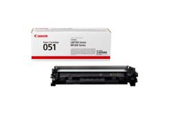 Canon CRG-051 čierný (black) originálny toner