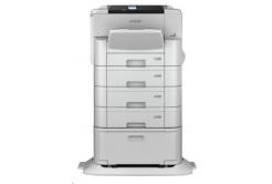 Epson tiskárna ink WorkForce Pro WF-C8190DTWC, A3+, 35ppm, Ethernet, WiFi (Direct), Duplex, NFC, 3 roky OSS po reg.