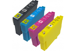 Epson 502XL T02W640 CMYK multipack kompatibilná cartridge