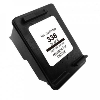 HP 338 C8765E čierna (black) kompatibilna cartridge