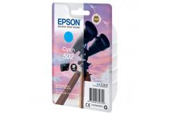 Epson 502 C13T02V24010 azúrová (cyan) originálna cartridge