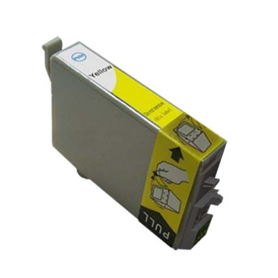 Epson 502XL T02W440 žltý (yellow) kompatibilna cartridge
