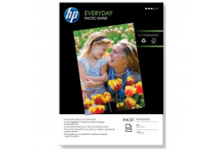 HP Everyday Glossy Photo Paper, foto papír, lesklý, bílý, A4, 200 g/m2, 25 ks, Q5451A, inkousto