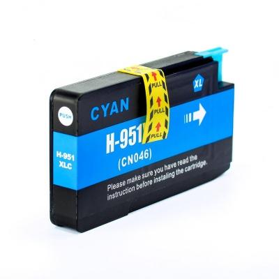 HP 951XL CN046A azúrová (cyan) kompatibilna cartridge