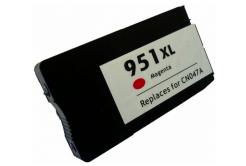 HP č.951XL CN047A purpurová (magenta) kompatibilna cartridge