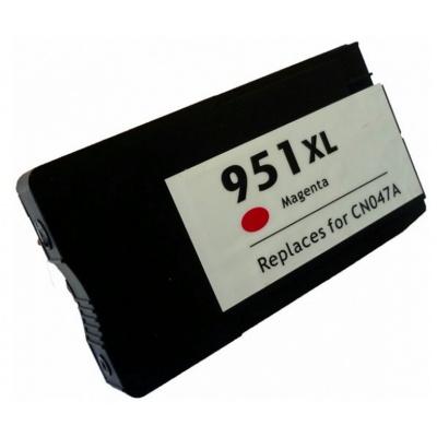 HP 951XL CN047A purpurová (magenta) kompatibilna cartridge