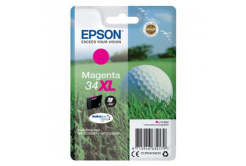 Epson T34734010, T347340 purpurová (magenta) originálna cartridge