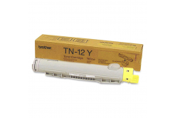 Brother TN-12Y žltý (yellow) originálný toner