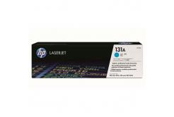 HP 131A CF211A azúrový (cyan) originálný toner