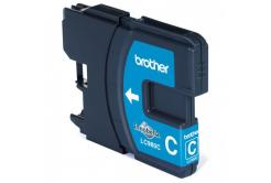 Brother LC-980C azurová (cyan) originální cartridge