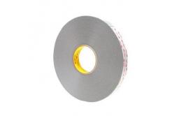 3M VHB 4941-P, 12 mm x 3 m, světle šedá oboustranně velmi silně lepicí akrylová páska, tl. 1,1 mm