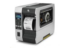 Zebra ZT610 ZT61046-T2E0100Z tlačiareň etikiet, 24 dots/mm (600 dpi), odlepovač, rewind, disp., ZPL, ZPLII, USB, RS232, BT, Ethernet